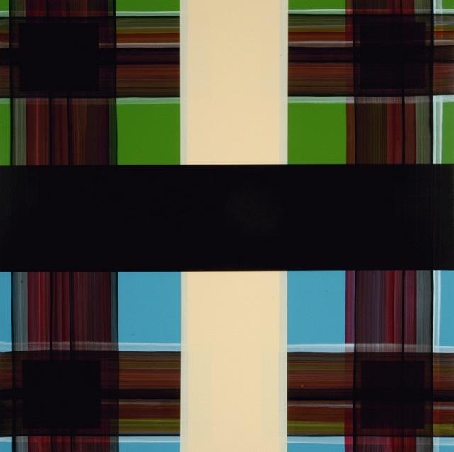 , 'Grid 9,' 2005, Octavia Art Gallery