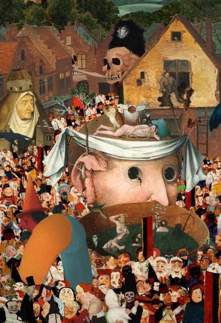 , 'Carnavals,' 2018, Art Bärtschi & Cie | Geneva, Switzerland
