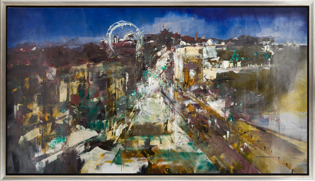 , 'Ferris Wheel,' , Merritt Gallery
