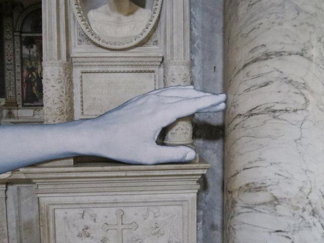 , 'Querida Quieza Maria del Popolo,' 2014, Casa Triângulo