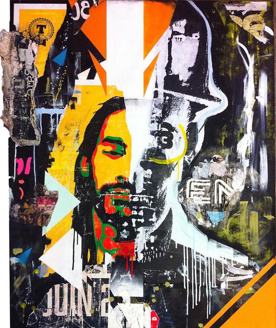 , 'Juin,' 2016, Samhart Gallery