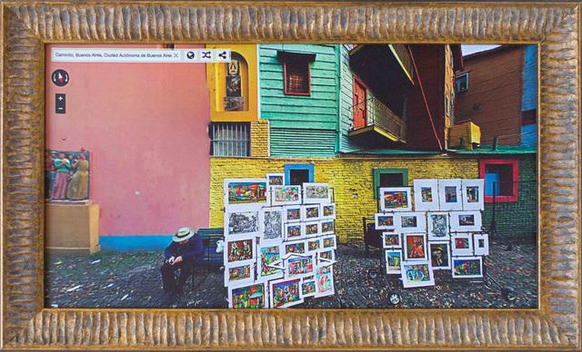 , 'Buenos Aires I (Argentina),' 2016, Projekteria [Art Gallery]