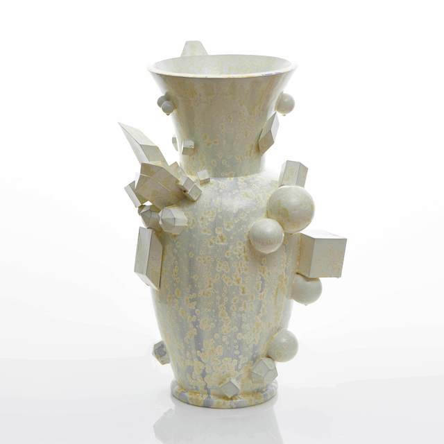 , 'A Monumental Atomic Magma Vase,' 2018, Adrian Sassoon