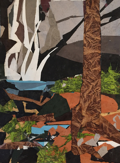 , 'Rock Cliff Waterfall ,' 2015, Visions West Contemporary