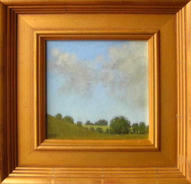 , 'Cloudy Hill,' 2011, BoxHeart