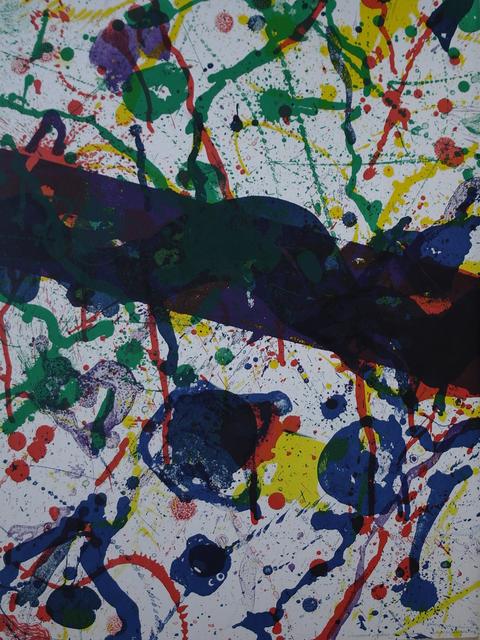 Sam Francis, 'Untitled', 1986, Art Works Paris Seoul Gallery