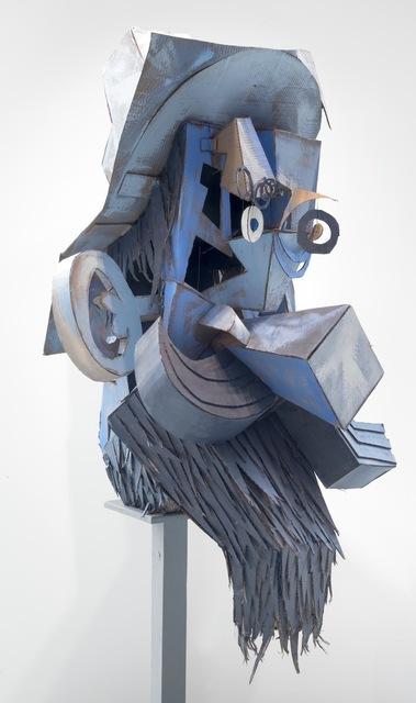 , 'Blue Reb,' 2014, Joshua Liner Gallery
