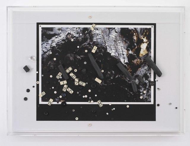 , 'Domino figure,' 2016, Galerie Nathalie Obadia