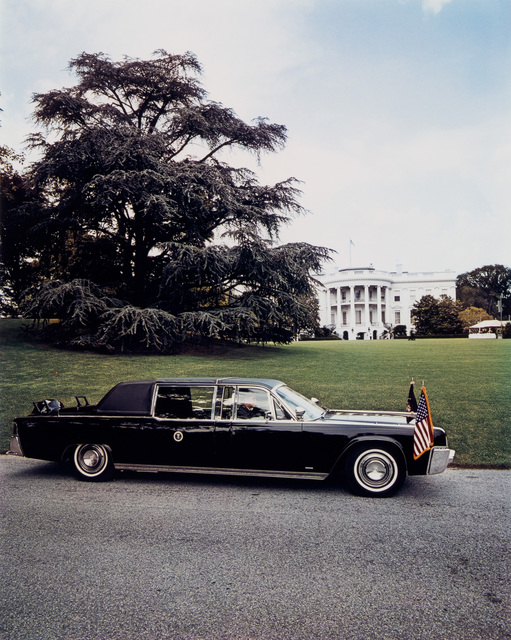 , 'The President's Car, Washington DC,' 1965, Danziger Gallery