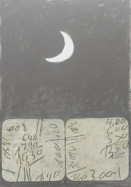 C.O. Paeffgen, 'o.T. (Mond)', 1997, Ruttkowski;68