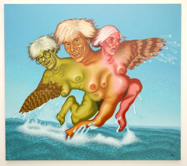 , 'Birth Of Pop,' 2005, Gary Tatintsian Gallery