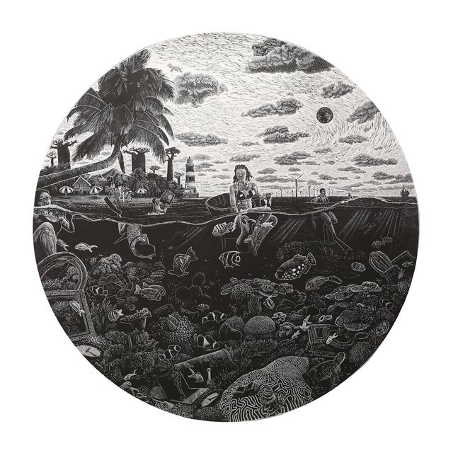 , 'Fruits de Mer,' 2018, bo.lee gallery