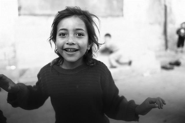, 'A Moment of Happiness, Rafah,' 2011, Q0DE