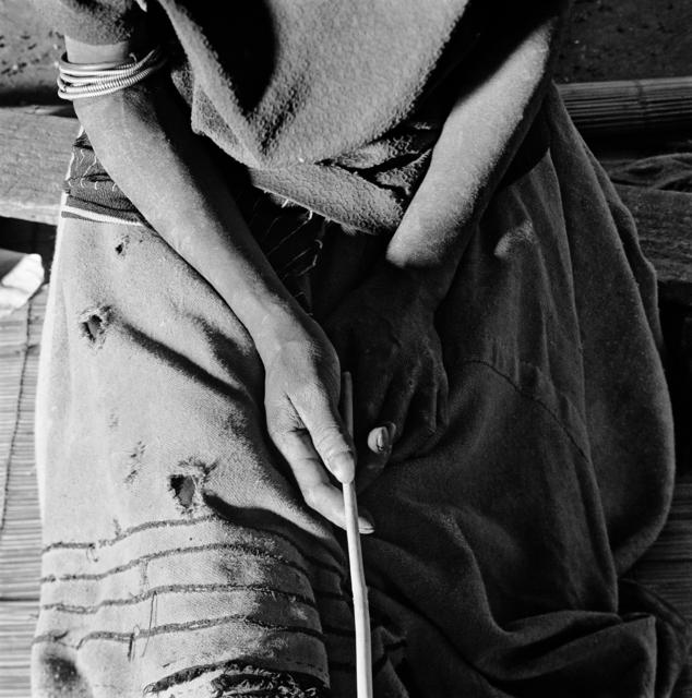 , 'Woman at home Coffee Bay, Transkei,' 1975, Goodman Gallery