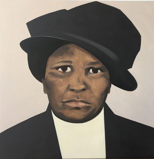 , 'Buthelezi (After Julia Buthelezi Nkosi),' 2018, Mariane Ibrahim Gallery