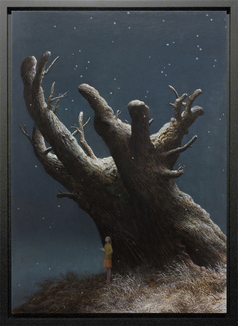 , 'God of the Forest,' 2014, ARCADIA CONTEMPORARY