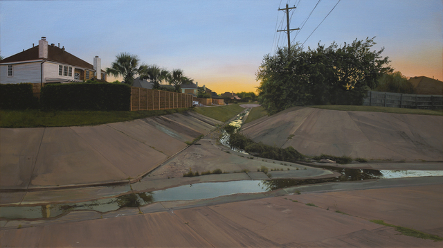 Nate Burbeck, 'The Colony, Texas', 2018, Painting, Oil on Canvas, The Olympia Project