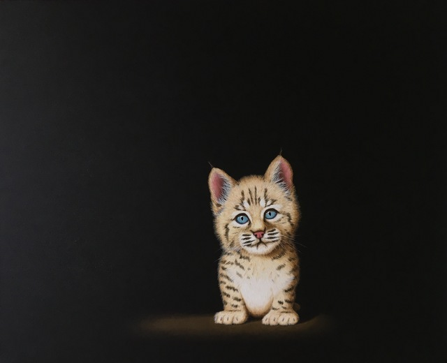 , 'Ferocious Bobcat,' 2017, Patricia Rovzar Gallery