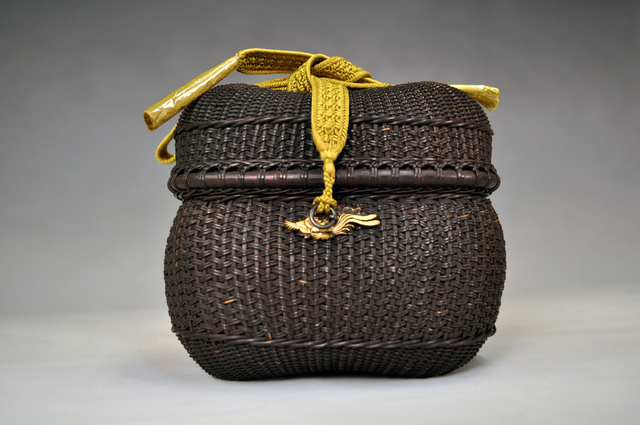 "Yamaguchi Ryuun, '""Chakago"" (Tea Ceremony Box)', 2006, TAI Modern"