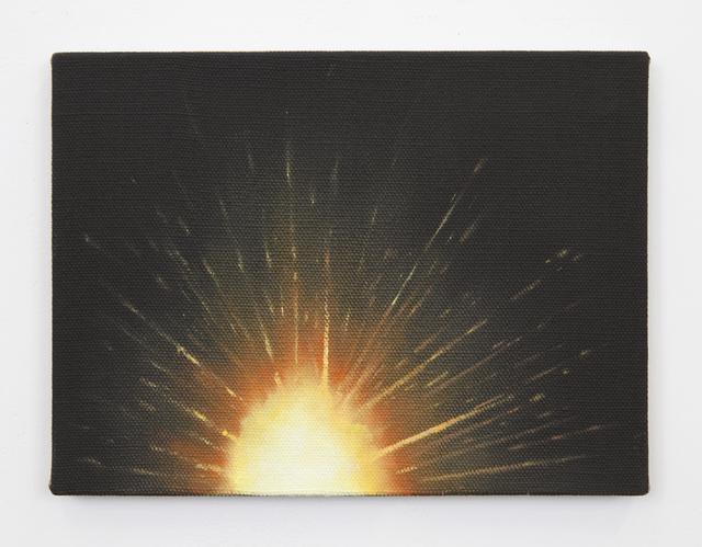 , 'Flash bomb,' 2019, Tanya Bonakdar Gallery