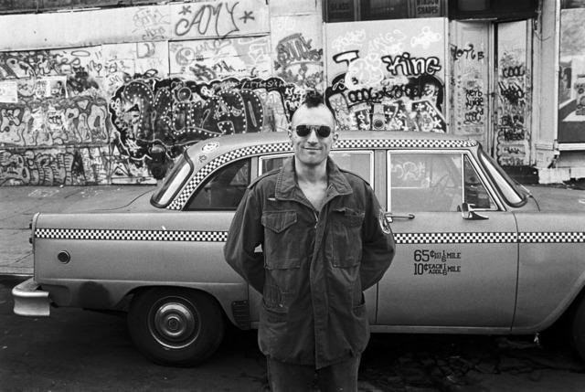 , 'De Niro, Graffiti, NY,' 1975, Atlas Gallery