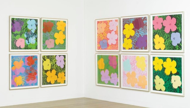, 'Flowers (Portfolio of 10) (F. & S. II 64-73),' 1970, David Benrimon Fine Art