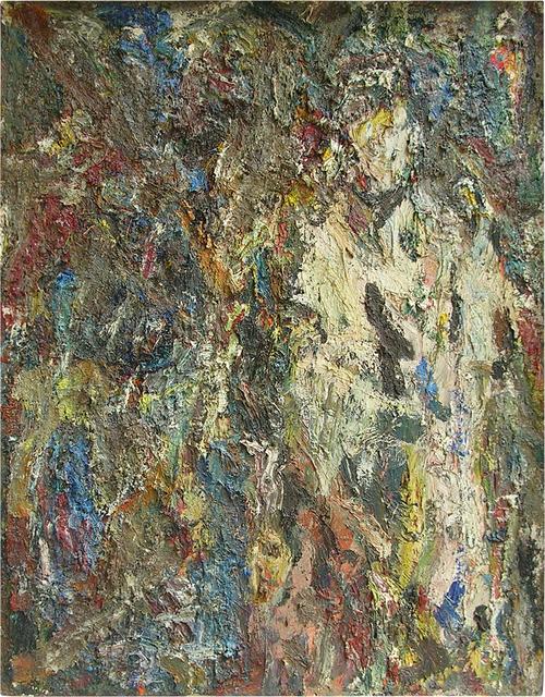 , 'Homme Bleu,' 1965, Daniel Blau