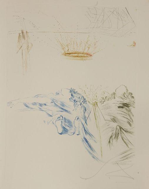 Salvador Dalí, 'Tristan's Testament', 1970, Sworders