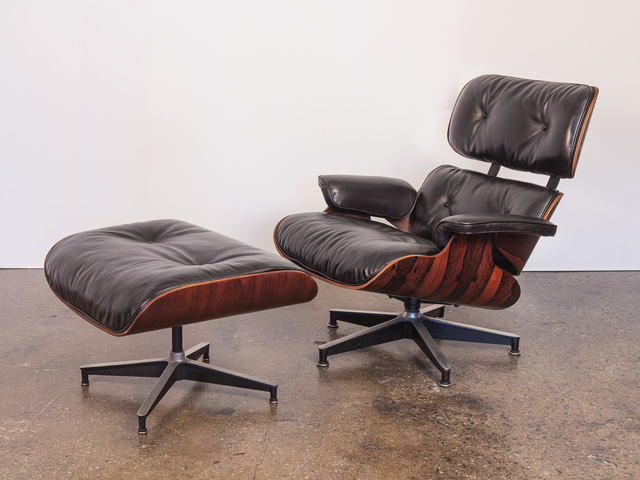 , '670 Lounge Chair and 671 Ottoman,' ca. 1960, Open Air Modern