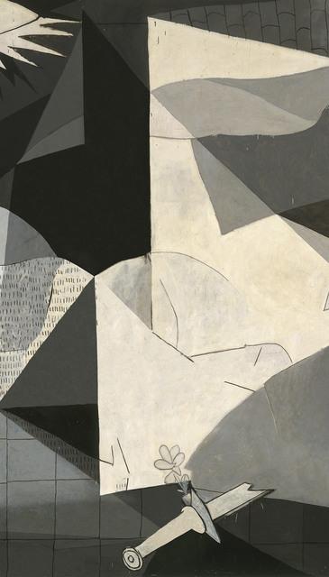 , 'Luz Flor del Guernica,' 2017, Pilar Serra