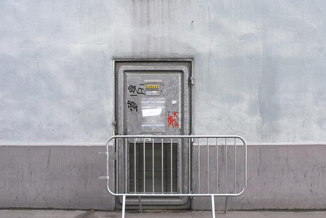 , 'Untitled (Billancourt), n°3,' 2017, Galerie Clémentine de la Féronnière