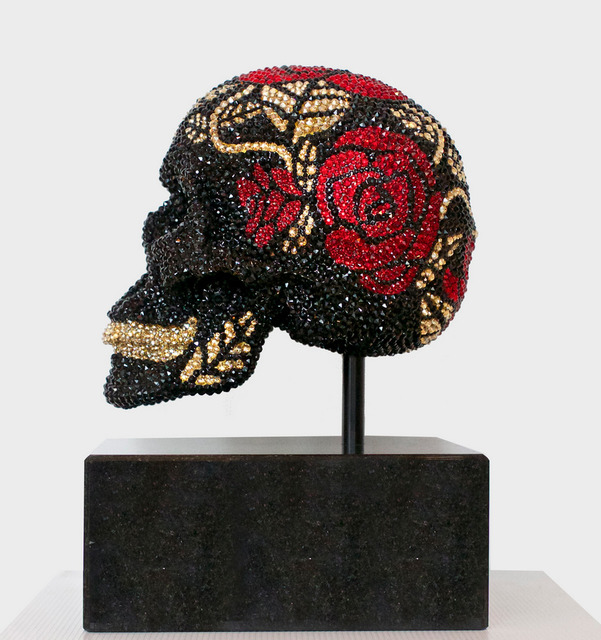 Metis Atash, 'Skull D&G', ca. 2017, Samuel Lynne Galleries