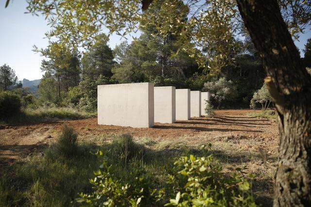 Olivier Mosset, 'Cimaise', 2010, Galeria Solo / Eva Albarran & Christian Bourdais