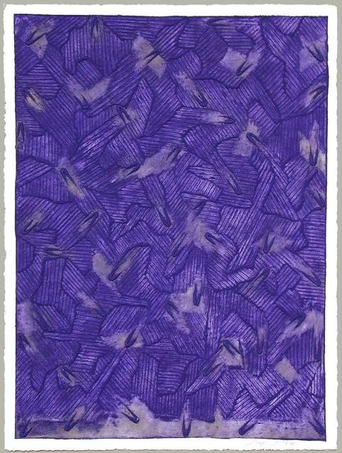 , 'Ecriture Series I #19,' 1994, Galerie Bhak