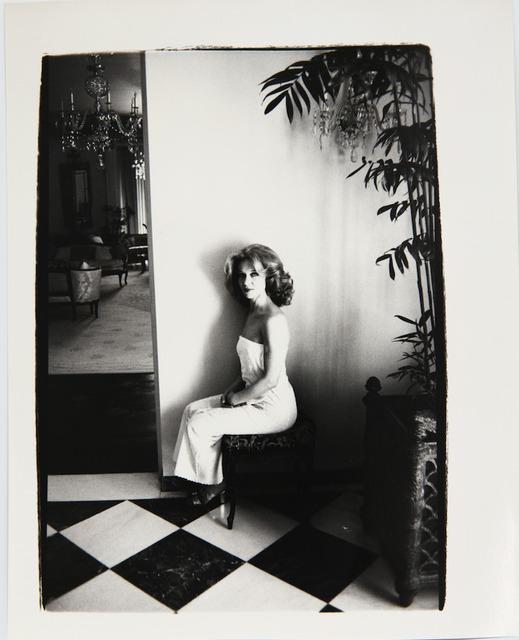Andy Warhol, 'Andy Warhol, Photograph of Lynn Wyatt ', 1980, Hedges Projects