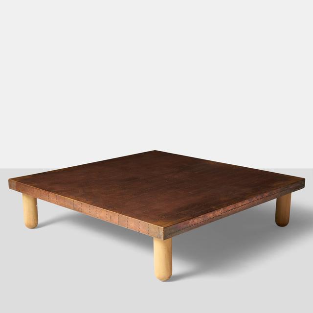 Lorenzo Burchiellaro, 'Copper Coffee Table by Lorenzo Burchiellaro', ca. 1970, Almond & Co.