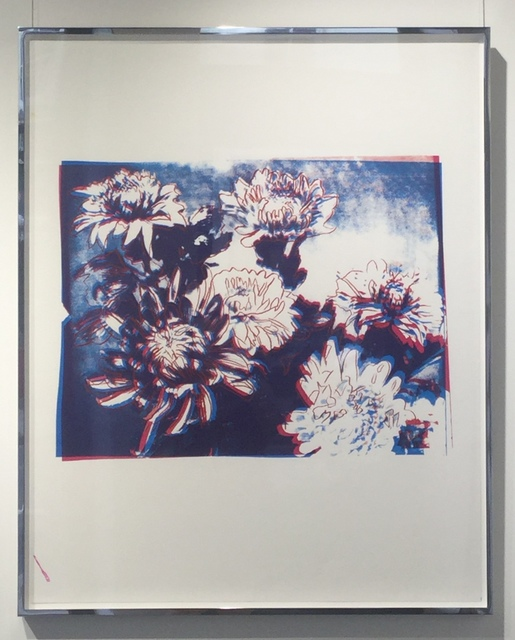 Andy Warhol, 'Kiku (unique Trial Proof, authenticated)', 1983, Print, Colour screen print on 2-ply board, Joseph Fine Art LONDON