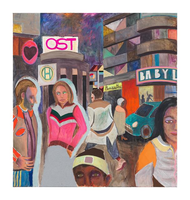 , 'East,' 2019, Hans Alf Gallery
