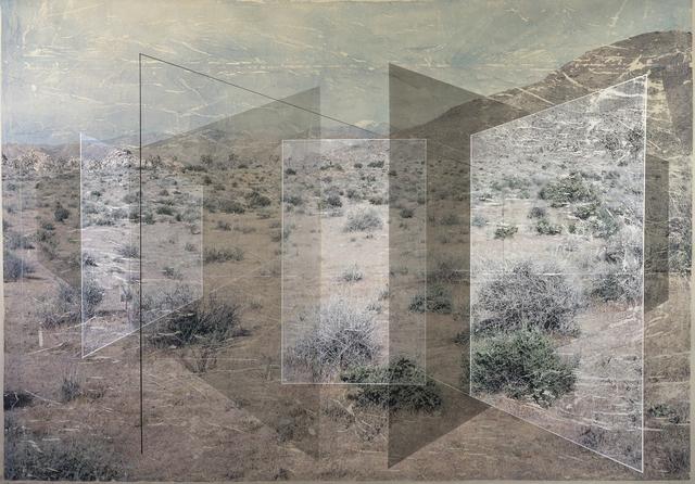, 'New Land No. 8,' 2017, Klowden Mann