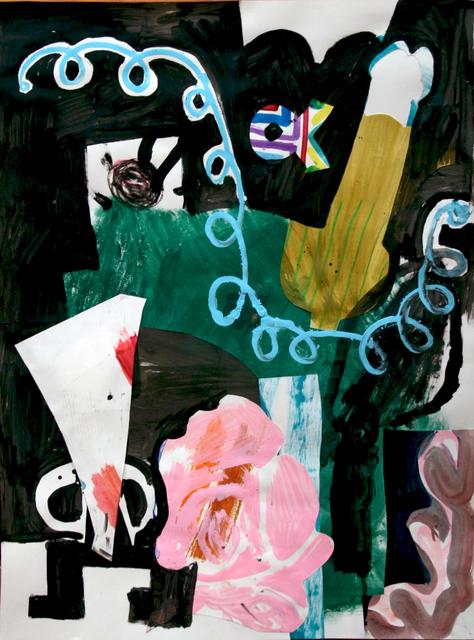, 'Untitled #1,' 2015, Fanny Allié + Ketta Ioannidou