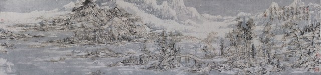 , 'Houshan Revolve MOTH 0533,' 2016, NanHai Art