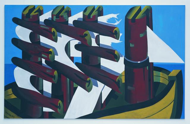 , 'Gescheiterte Hoffnung (Failed Hope),' 1967, Musée d'Art Moderne de la Ville de Paris