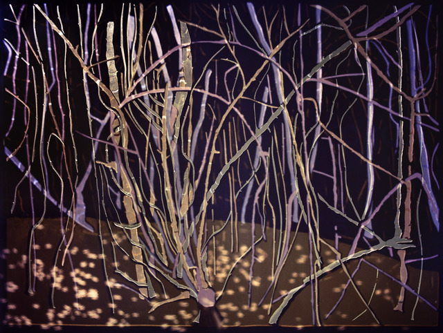 , 'La Nuit en Forêt,' 2017, Mannerheim Gallery