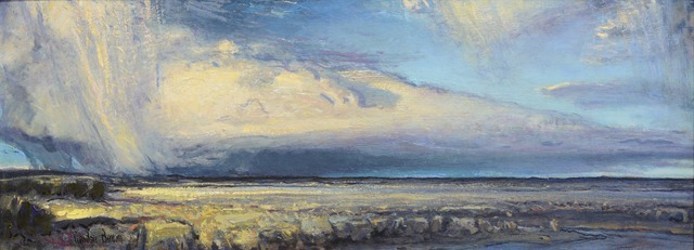 , 'Distant Rain,' 2018, Gallery 1261