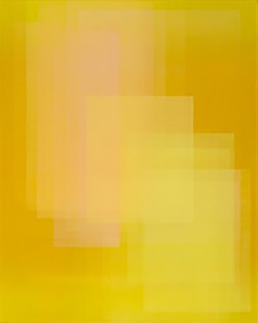 , 'Migrant (Yellow),' 2018, Dolby Chadwick Gallery