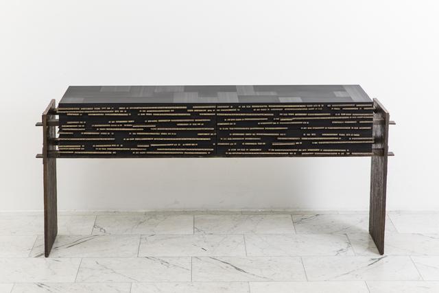 , 'Filigrane Console,' 2014, Todd Merrill Studio