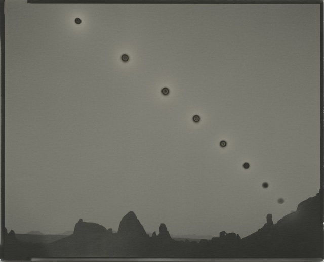 , 'Sunburned GSP#1031 (Mojave/expanding),' 2019, Black Box Projects