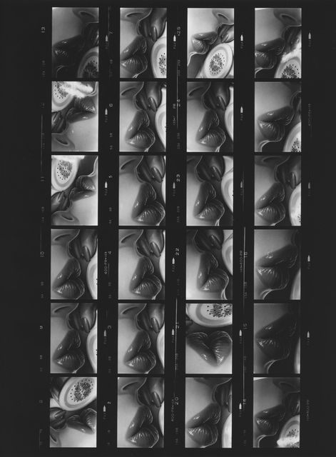 , 'Lips (23),' 2012, Michael Hoppen Gallery
