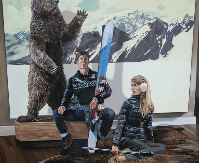 , 'Nordic Bear,' , Visions West Contemporary