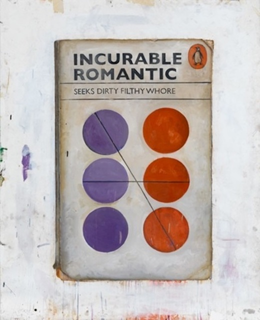 , 'Incurable Romantic ,' 2011, Maddox Gallery